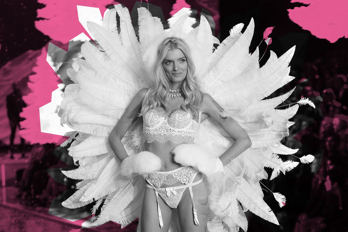d703a7241f Photo  Victoria s Secret Brittany Holloway-Brown.