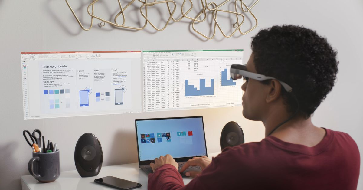 Qualcomm announces XR1 AR Smart Viewer reference design