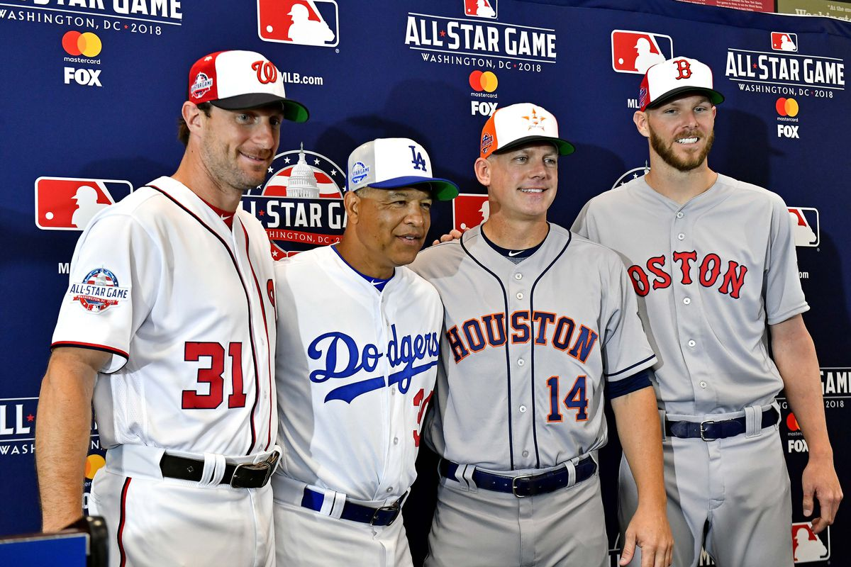 de932ec4bd2 MLB All-Star Game odds 2018  AL betting favorite vs. NL - SBNation.com
