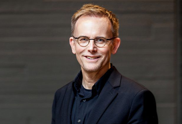 """Craig Hella Johnson composed and conducts the oratorio, """"Considering Matthew Shepard.""""   James Goulden Photo"""