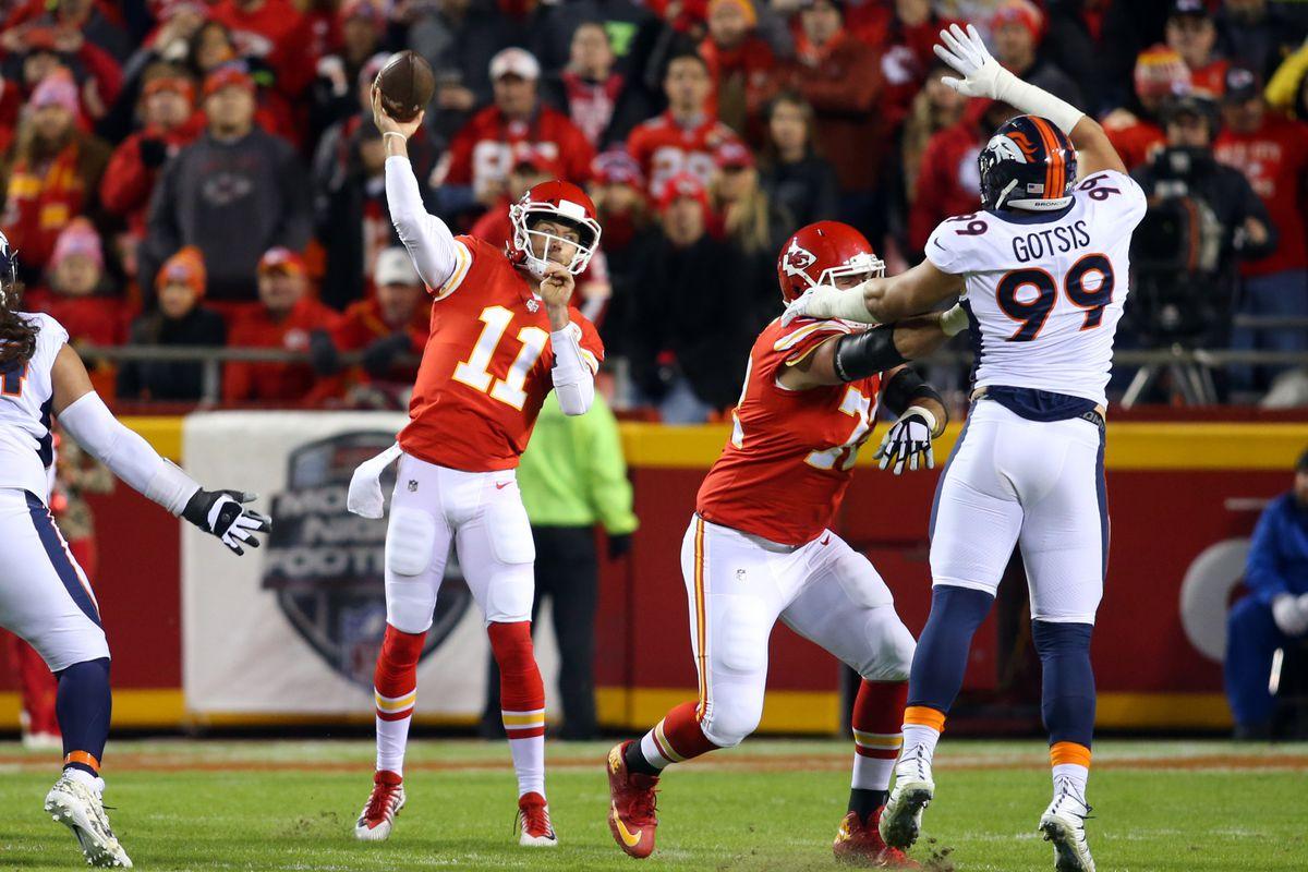 Resultado de imagem para Broncos @ chiefs