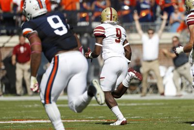 NCAA Football: Boston College at Virginia