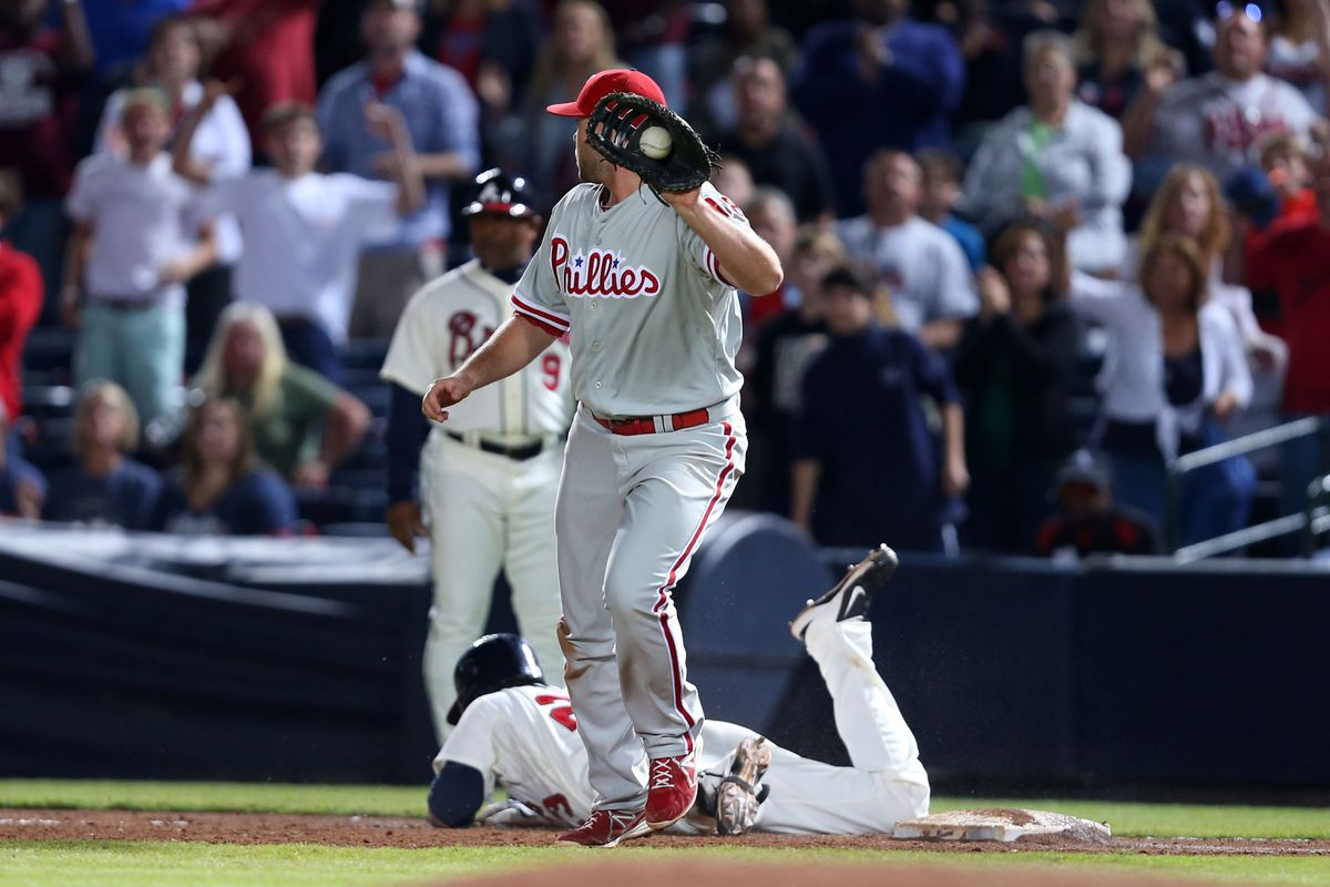 Nine out of ten shortstops cannot make that play. We love you Jimmy!