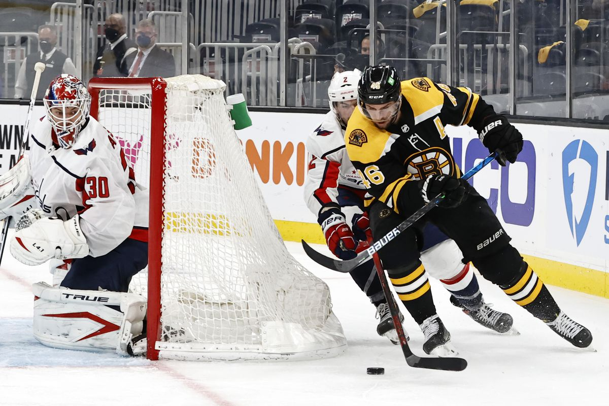 NHL: MAY 19 Stanley Cup Playoffs First Round - Capitals at Bruins