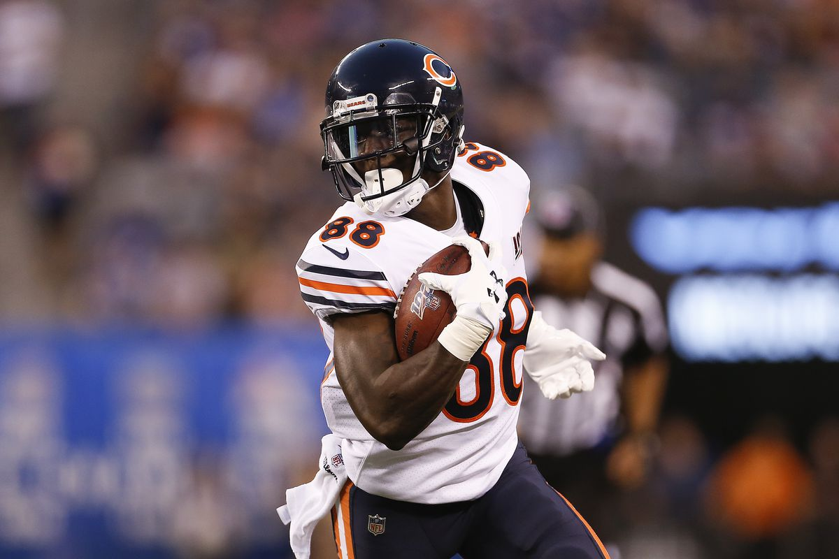 Bears coach Matt Nagy excited to see what rookie WR Riley ...