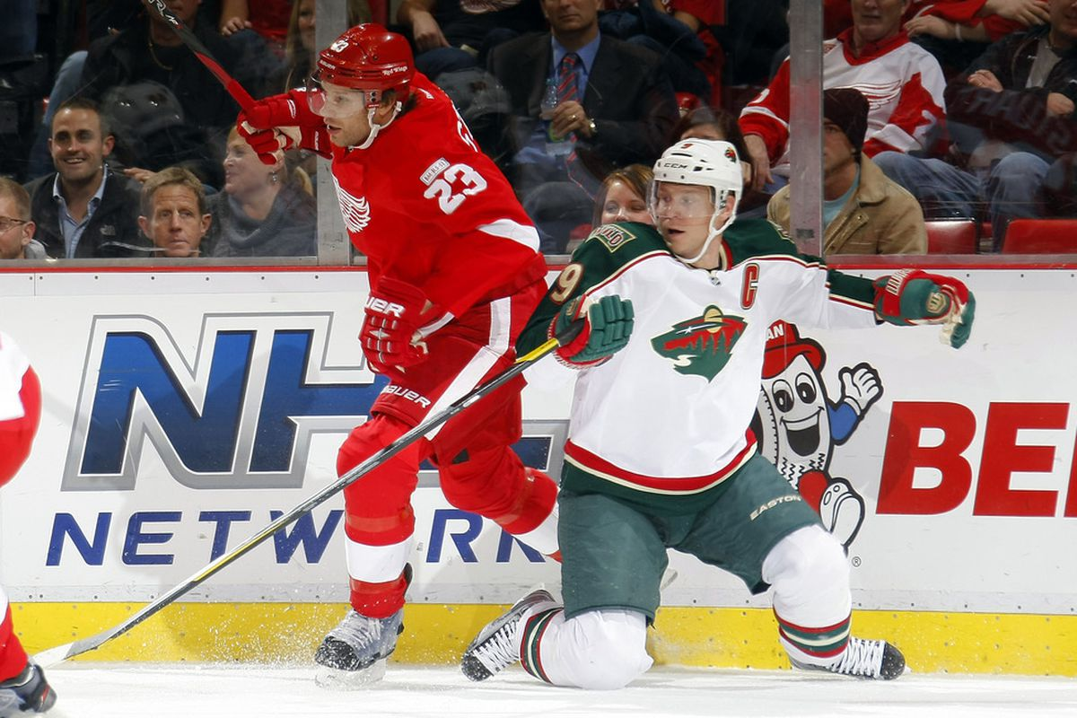 Koivu: Don't make me angry. You wouldn't like me when I'm angry. (Photo by Dave Sandford/Getty Images)