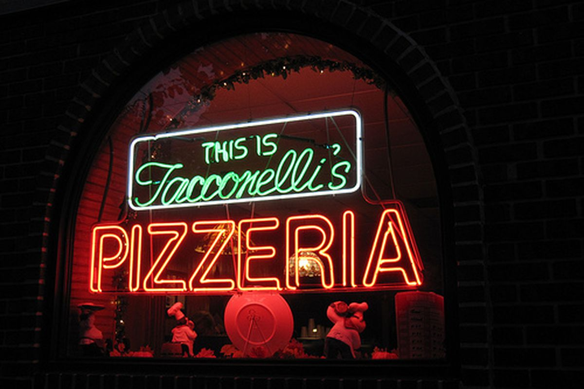 Tacconelli's is going to be nominated, right?