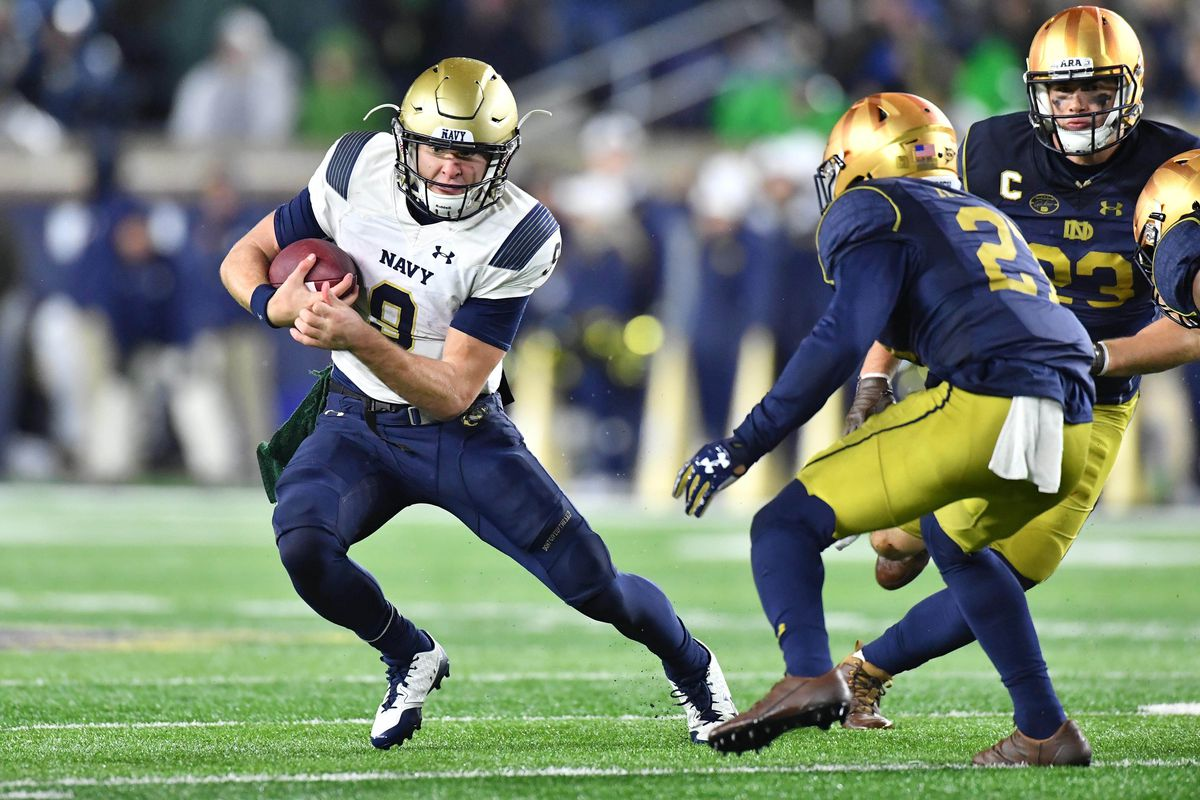 Navy Football 2018 Preview Midshipmen Must Be Able To Pass