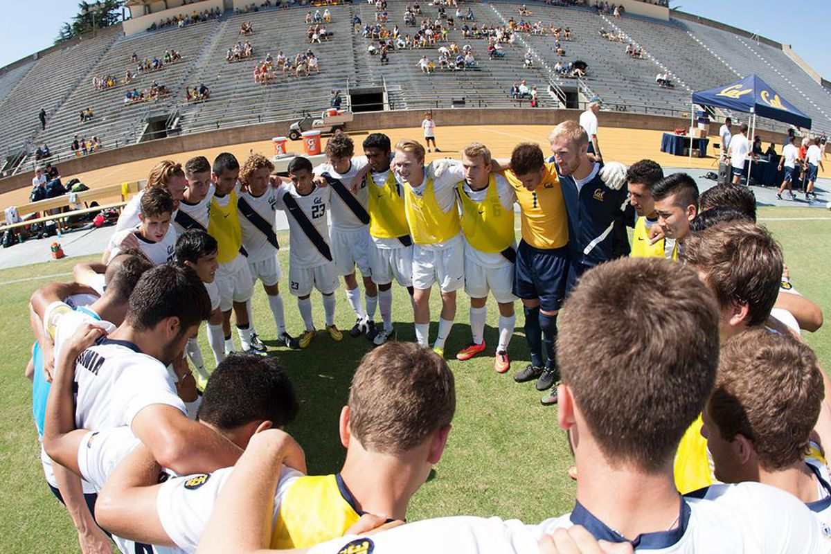 Golden Bears will look to conquer Stanford tonight on the soccer pitch.