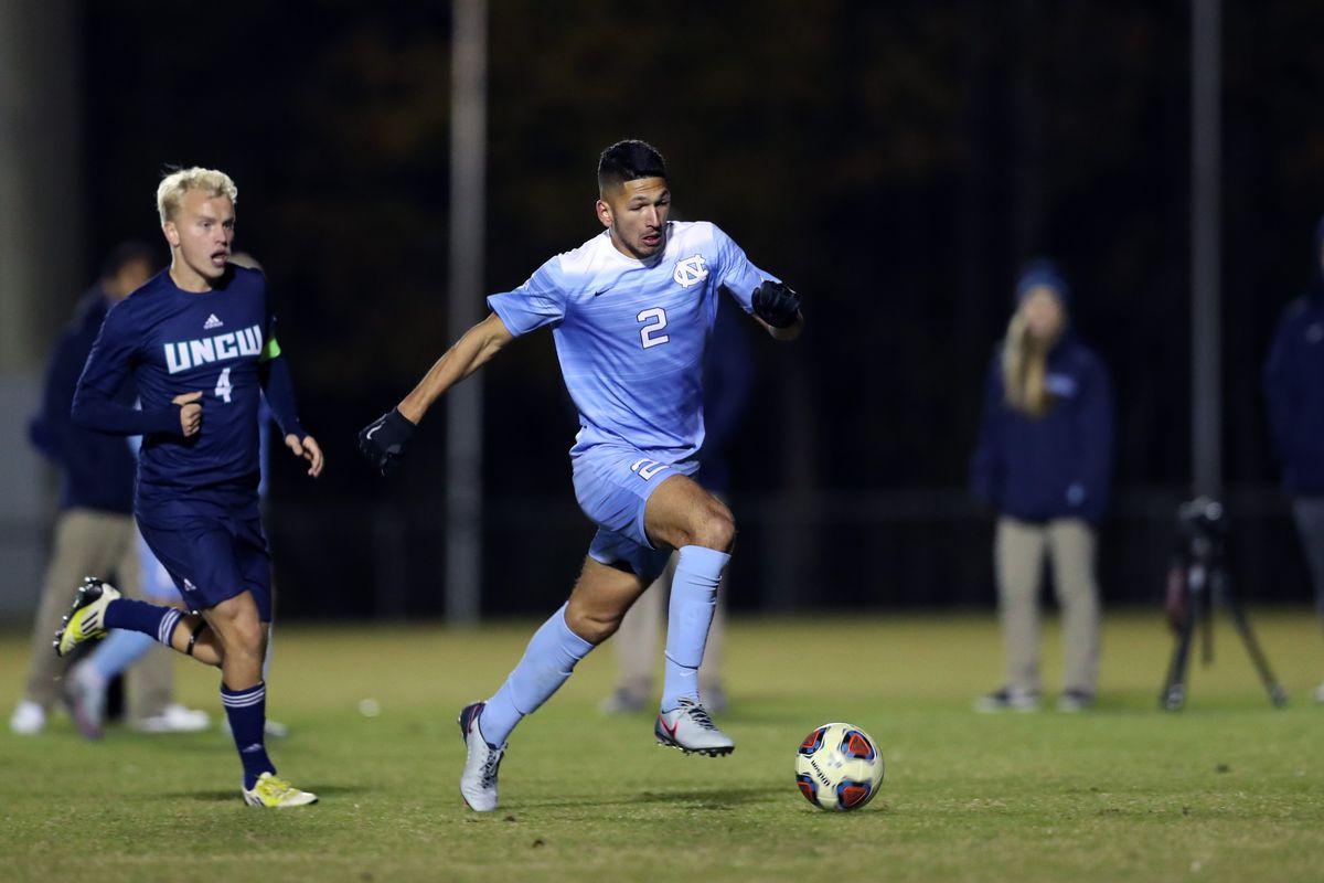 NCAA SOCCER: NOV 19 Men's Second Round - UNCW at North Carolina