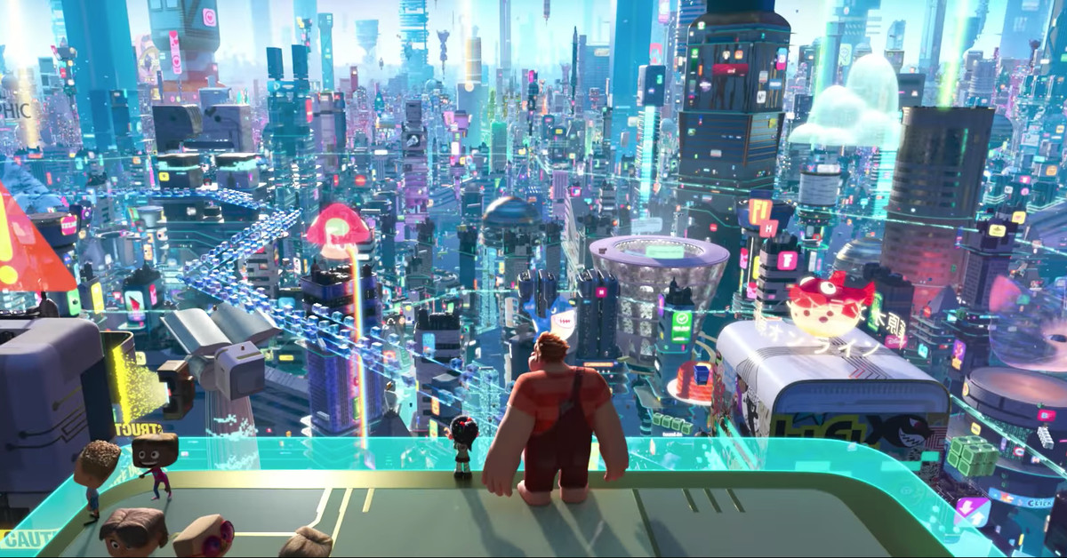 Watch The First Teaser Trailer For Ralph Breaks The
