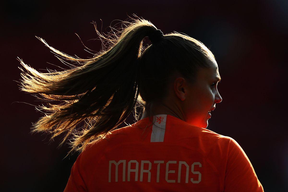 Netherlands Women v Chile Women - International Friendly