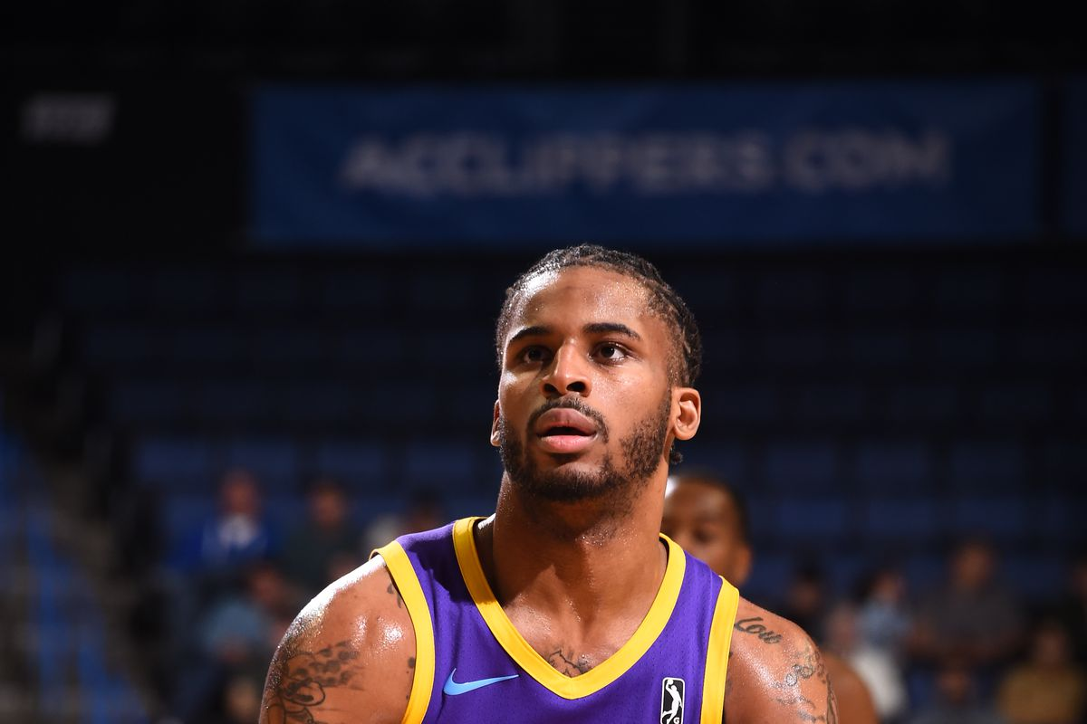 South Bay Lakers v Agua Caliente Clippers