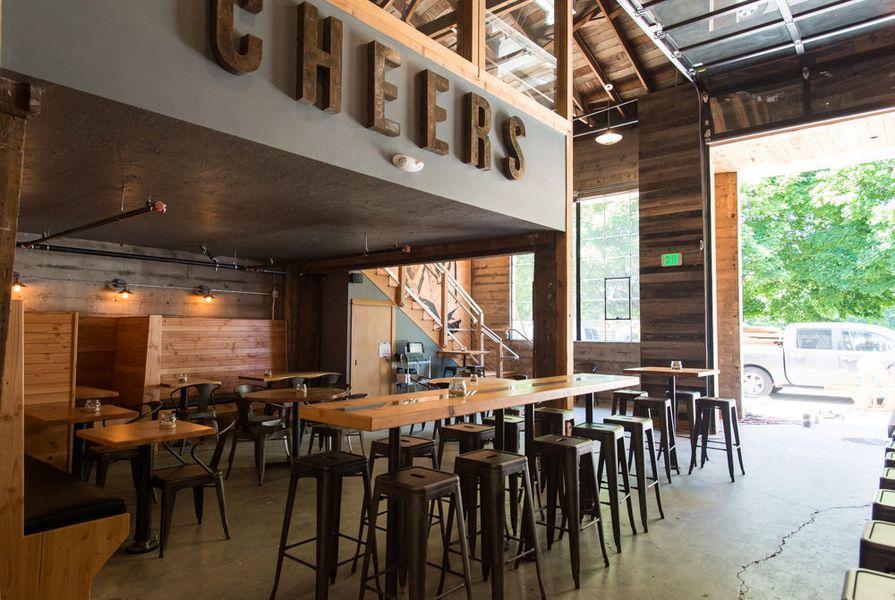 Ex Novo Brewing A Non Profit Brewery Open Now Eater