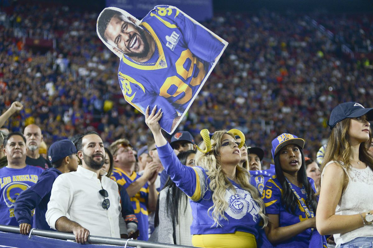 """LA Rams news, 11/20: Woods """"in a good place,"""" Cooks expected to play"""