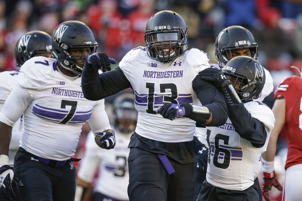 Northwestern Jumps To No 16 In Week 12 College Football