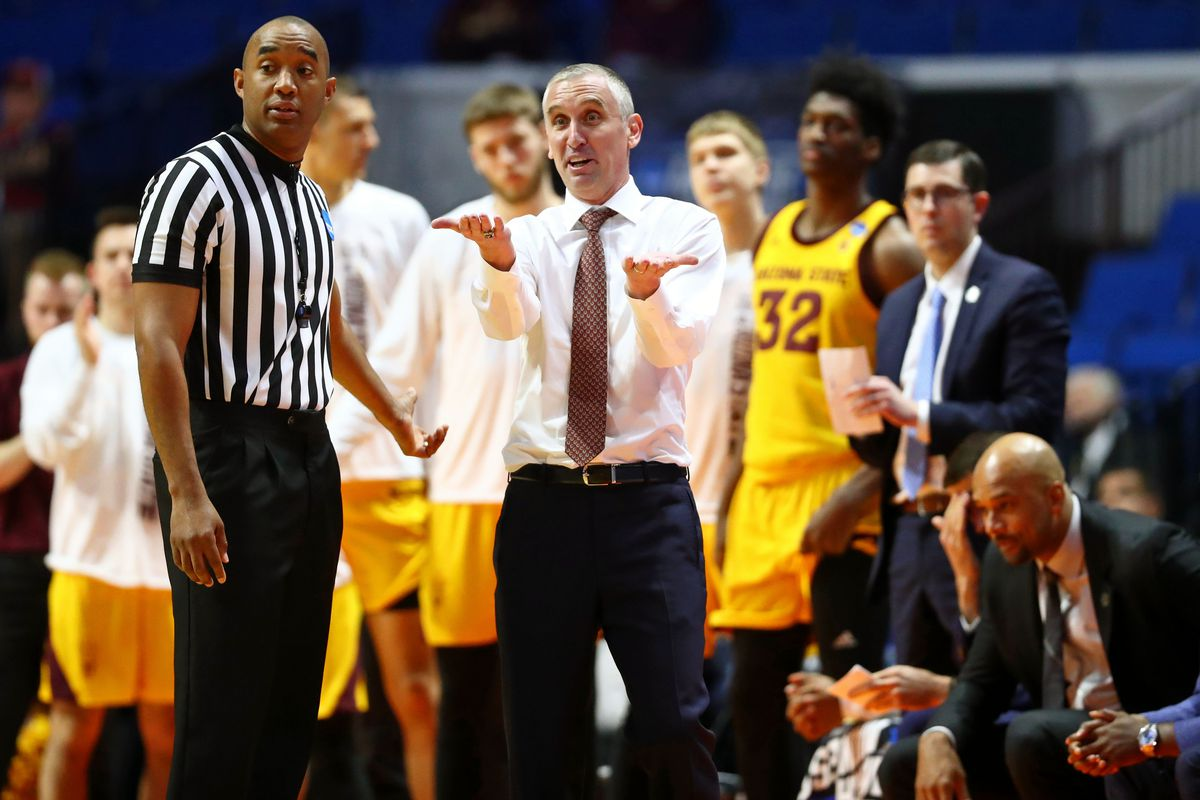 NCAA Basketball: NCAA Tournament-First Round-Arizona State vs Buffalo