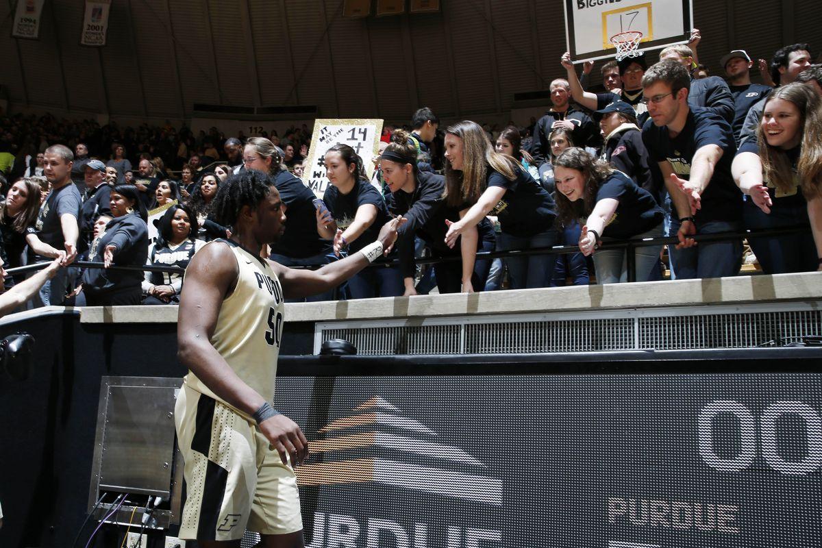 NCAA Basketball: Rutgers at Purdue