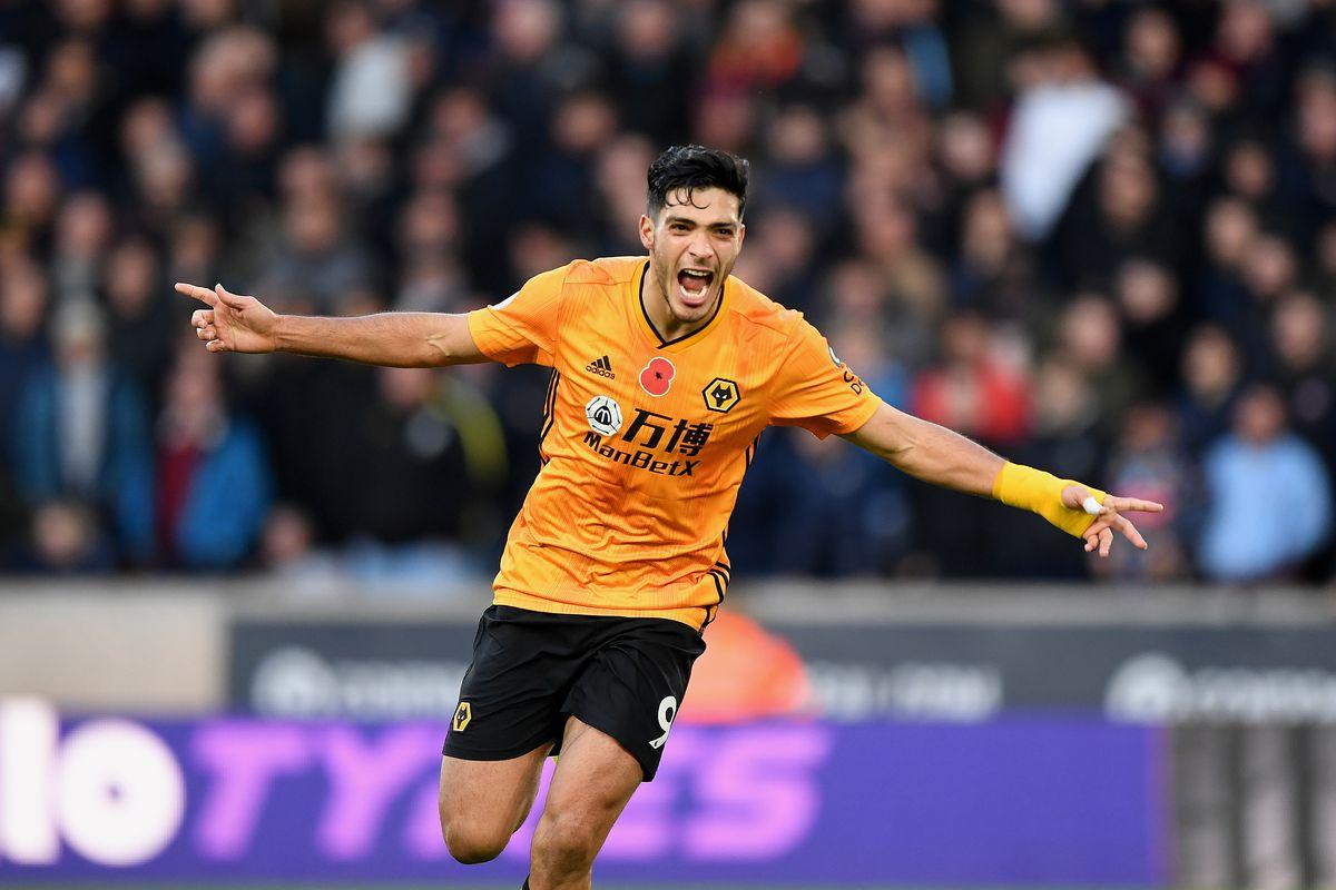 Raul Jimenez - Wolverhampton Wanderers - Premier League