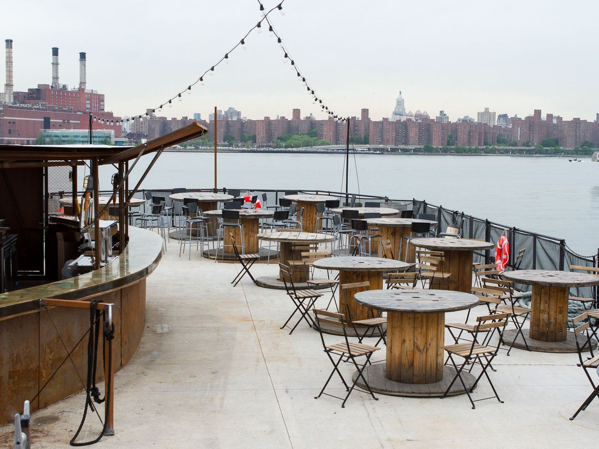 24 Top Outdoor Drinking Spots in NYC - Eater NY