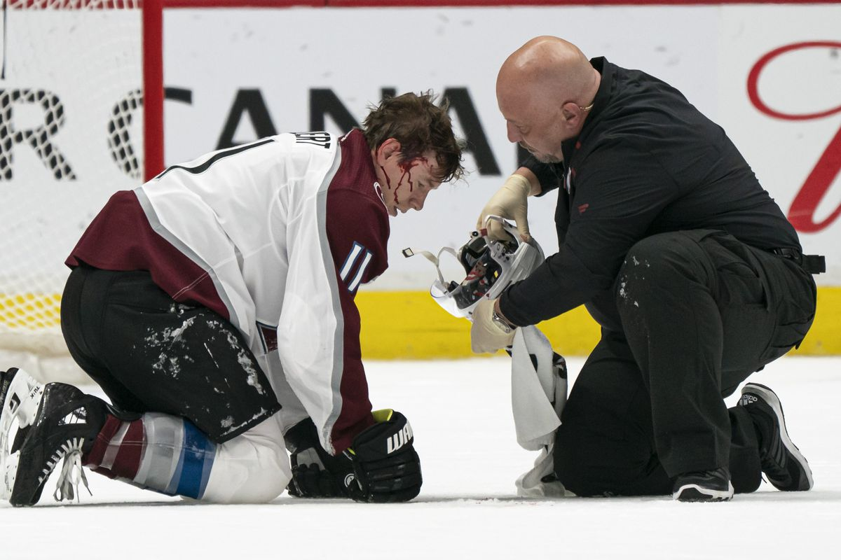 Cannon Blasts: It's time for the NHL to take serious head injuries seriously