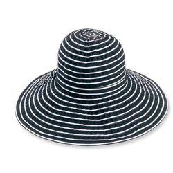 "<a href=""http://www.sandiegohat.com/Womens/RibbonCrusher/RBL207""> San Diego Hat Co. Ribbon Crusher Hat</a>, $48 sandiegohat.com"