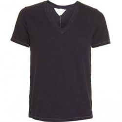 """<a href=""""http://www.barneys.com/Flame-Tee/501117636,default,pd.html"""" rel=""""nofollow"""">Flame Tee</a>, $29 (was $80), Rag & Bone. This one and the next few items weren't in the Chelsea store, but they're available online and we dig them."""
