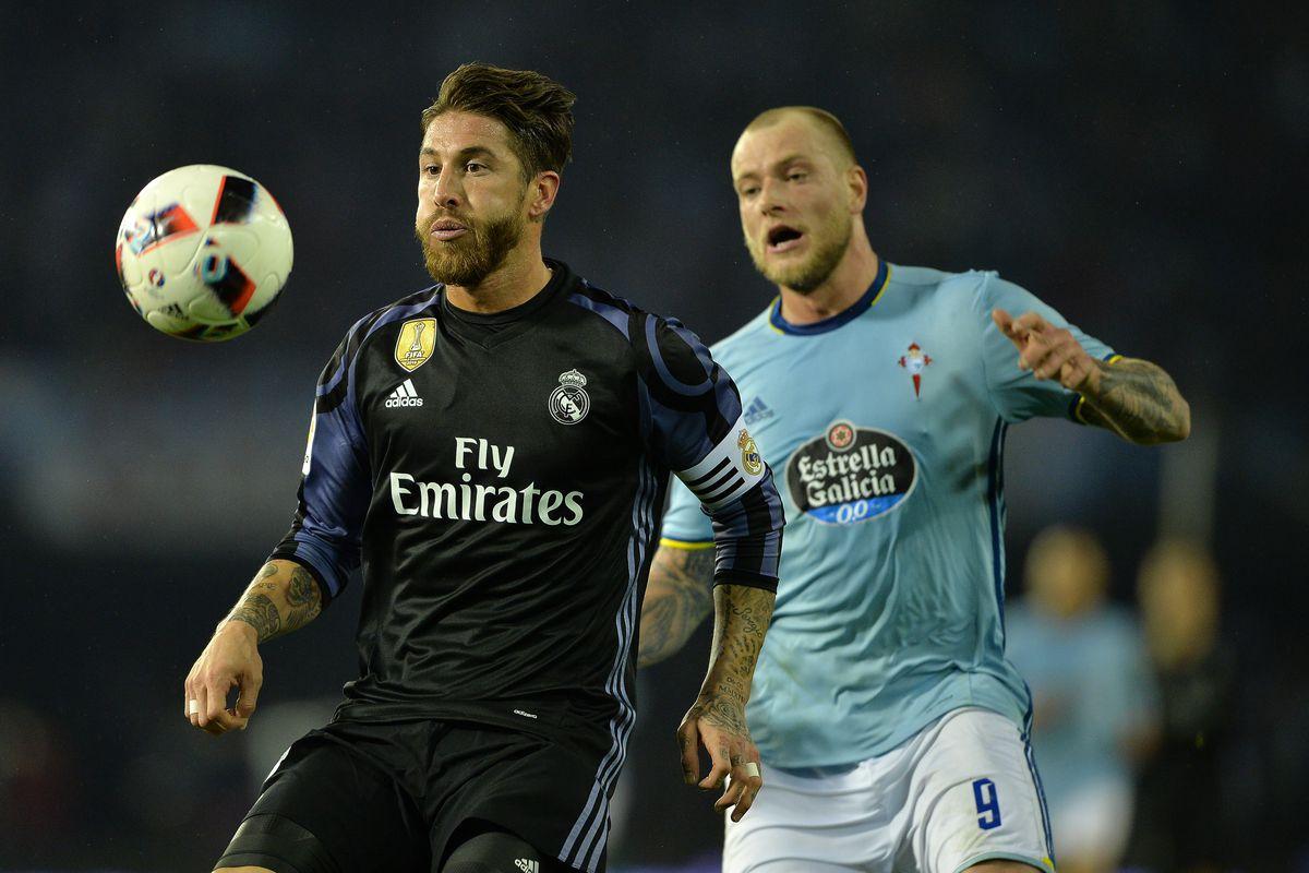 2 Real Madrid 2017 La Liga: CONFIRMED Lineups: Celta Vigo Vs Real Madrid, 2017 La Liga
