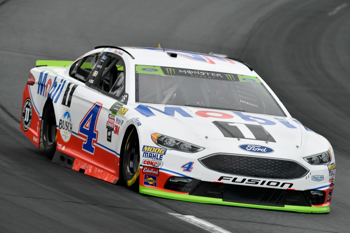 NASCAR: ISM Connect 300-Practice