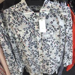 Shirt, $95 (was $195)