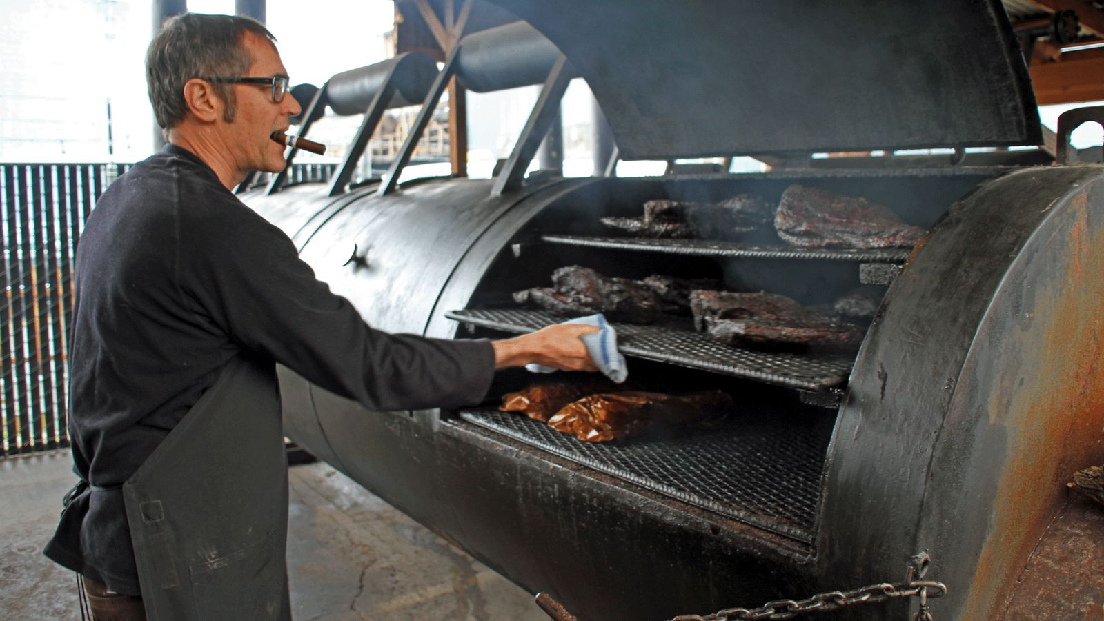 jack u0027s bbq pitmaster thinks u0027barbecue is better here in seattle