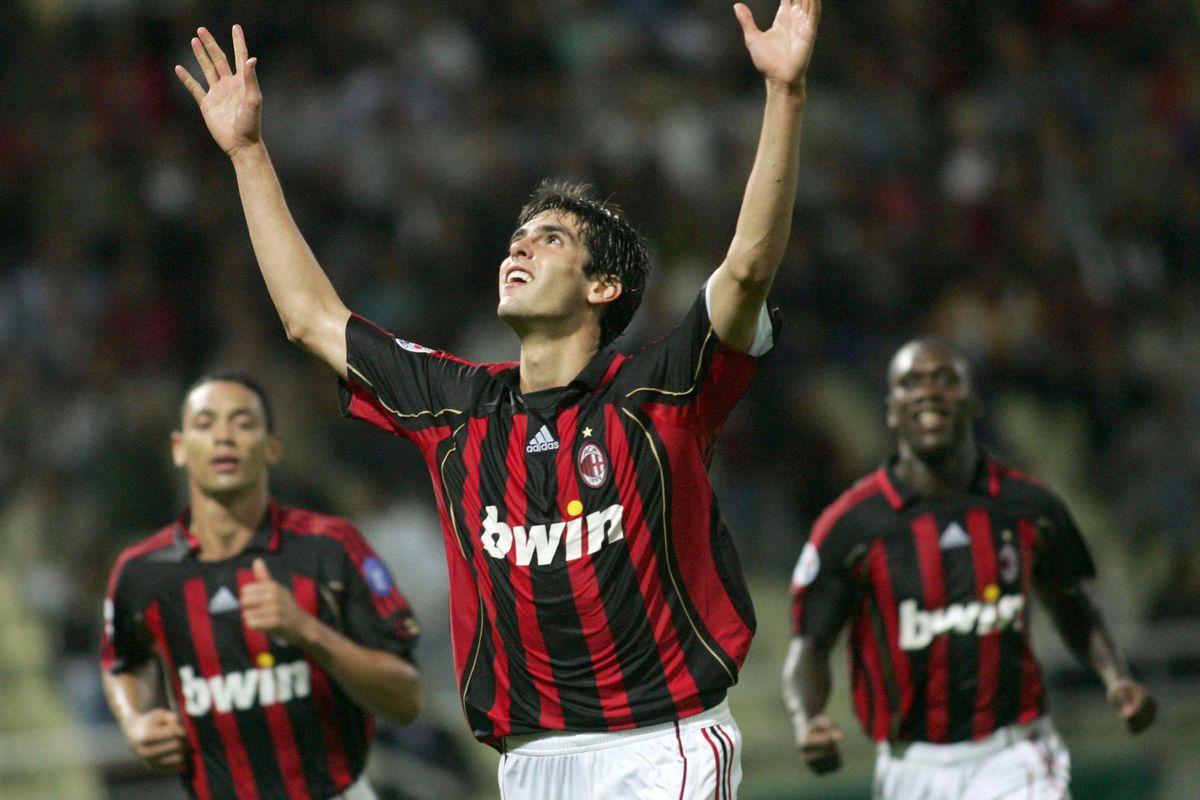 An Ode To Oro Ricardo Kaká The Ac Milan Offside