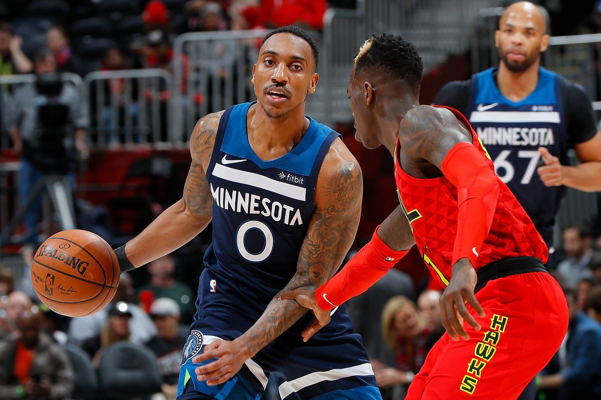 Minnesota Timberwolves look to fix road problems at Atlanta Hawks