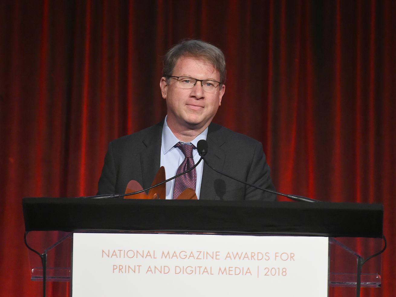The Atlantic's editor-in-chief Jeffrey Goldberg is trying to diversify the magazine, but he hasn't gotten to the cover stories.