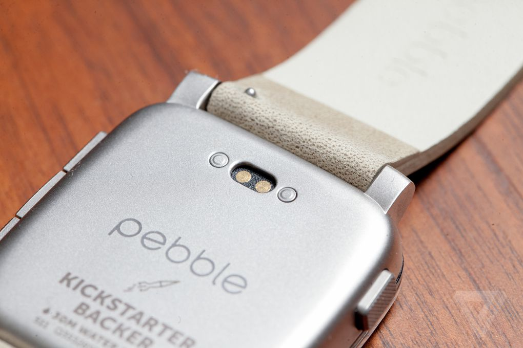 Pebble's next smartwatch is here