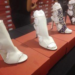 Sandal Booties, $55