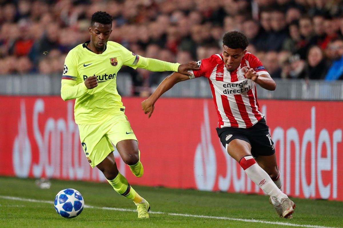PSV v FC Barcelona - UEFA Champions League