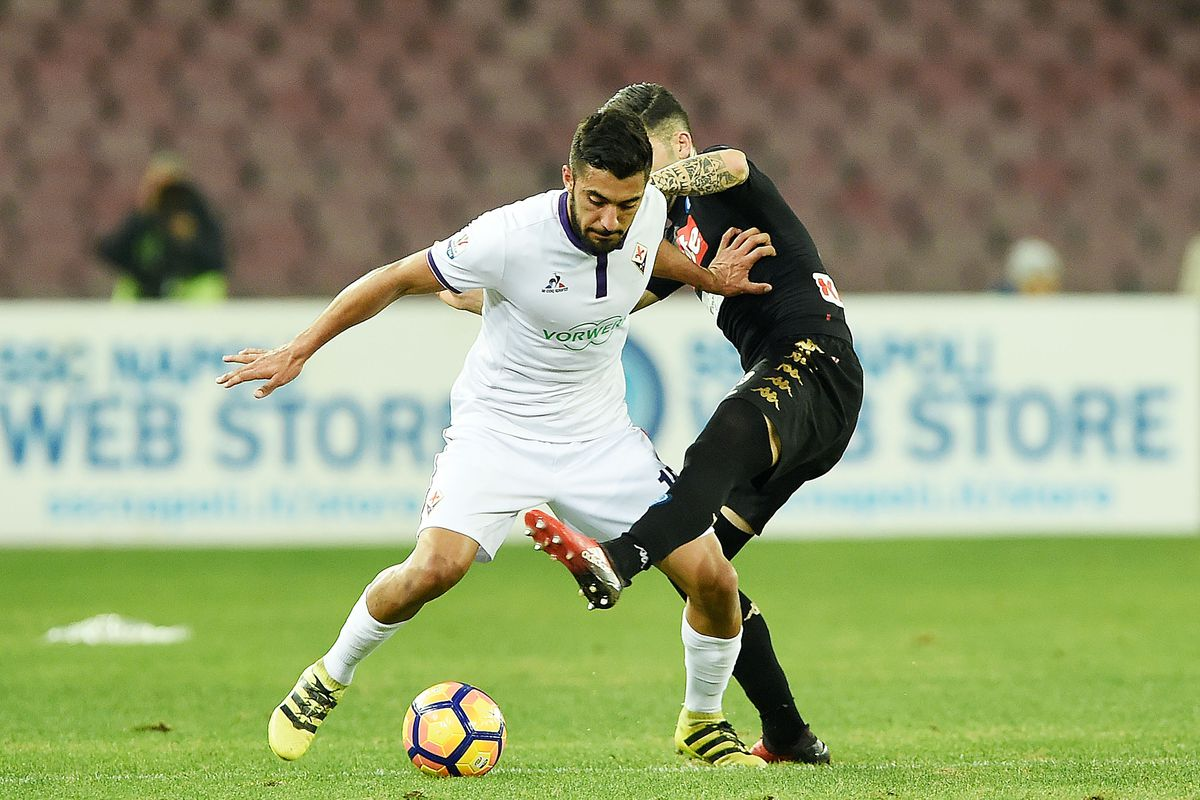 SSC Napoli v ACF Fiorentina- TIM Cup