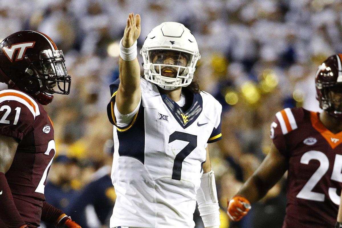 best cheap b9a77 e20b0 West Virginia Football Position Preview: Quarterbacks - The ...