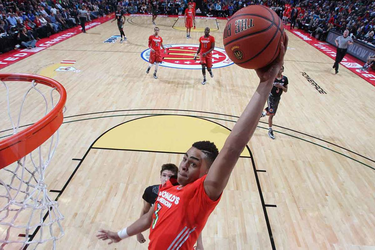 D'Angelo Russell is already expected to crack the starting lineup and could help Ohio State shake things up in the Big Ten.