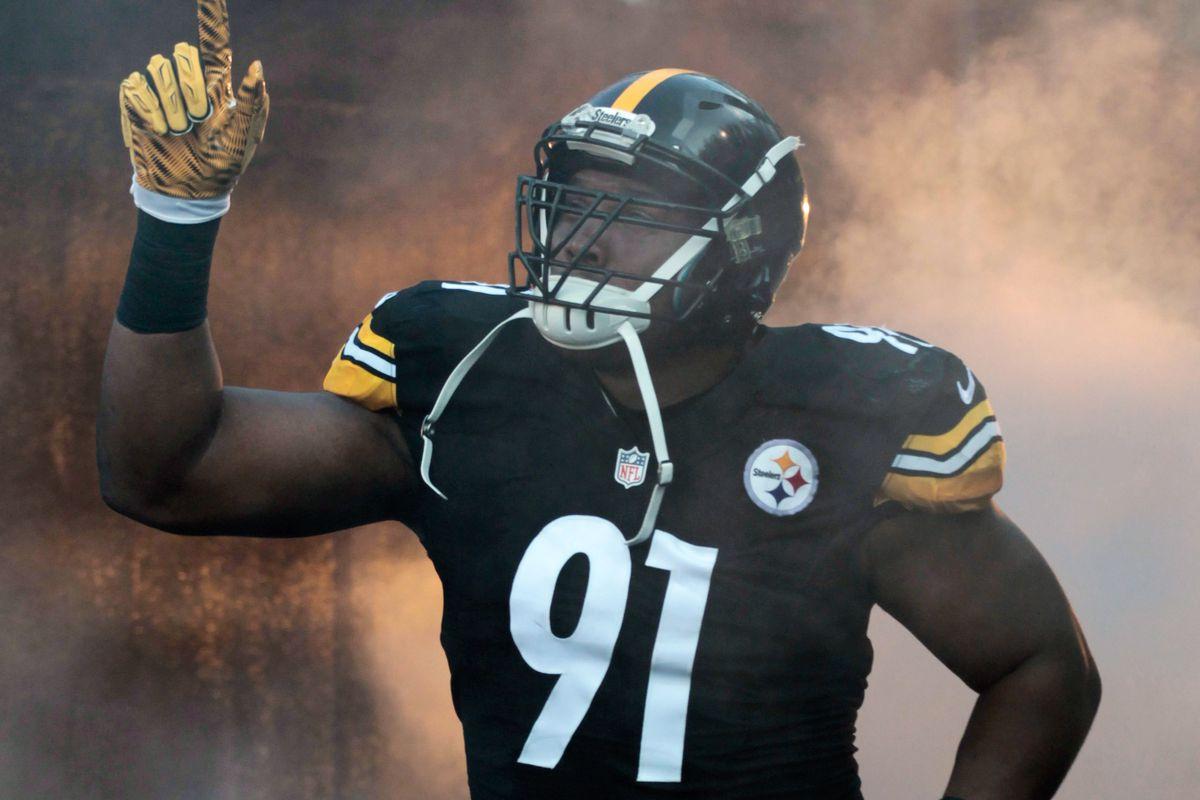 Steelers Injury Report Stephon Tuitt suffers biceps injury will
