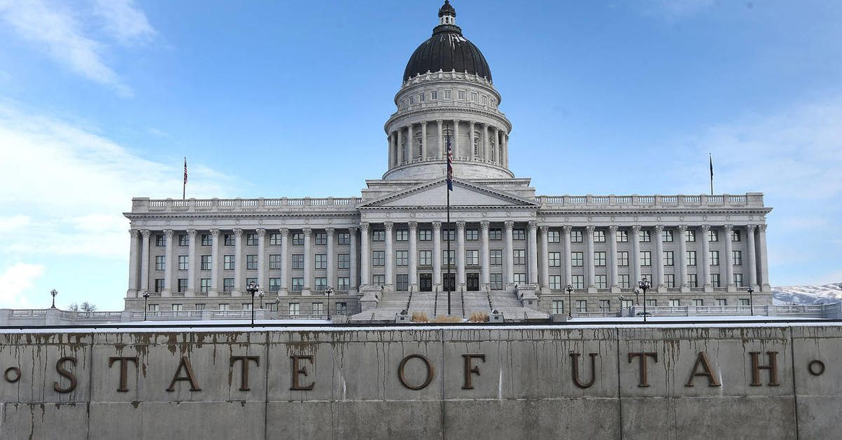Utah bill to require warning label on pornography...