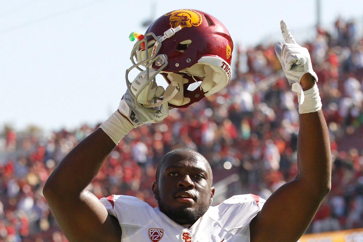 USC broke Stanford's seven-game winning streak
