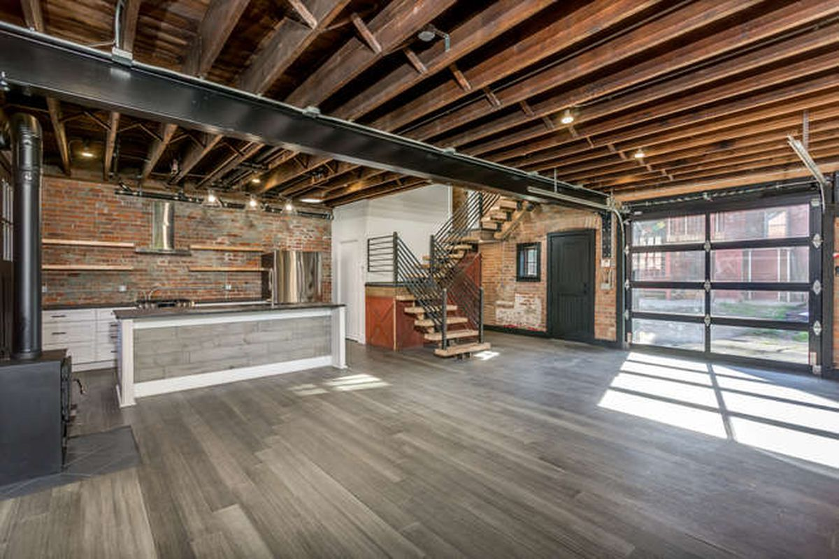 An 1890 Midtown Carriage House Transforms Into A Chic Loft Curbed