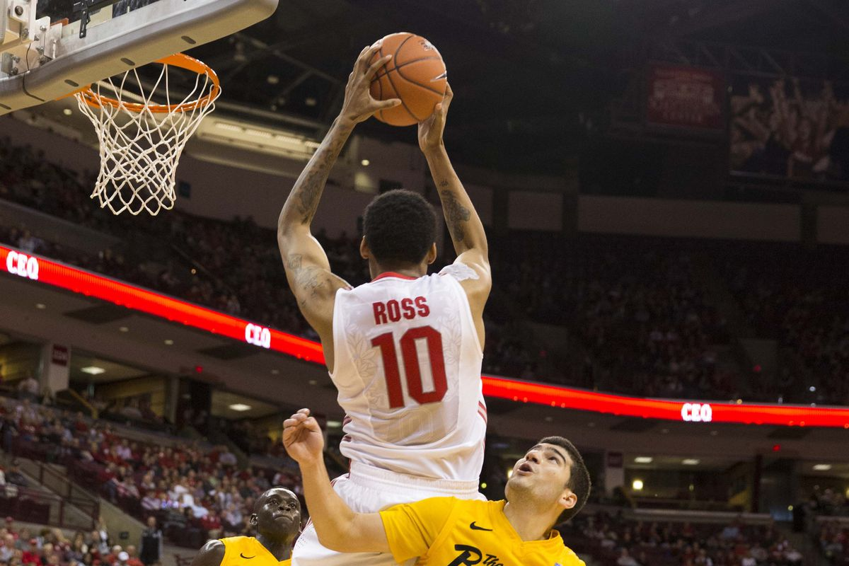 LaQuinton Ross helped the Buckeyes rise over Long Beach State