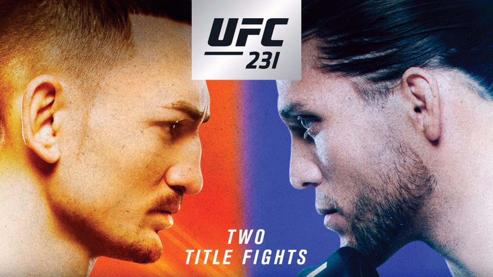 Pic: UFC 231 official poster drops for 'Holloway vs Ortega'