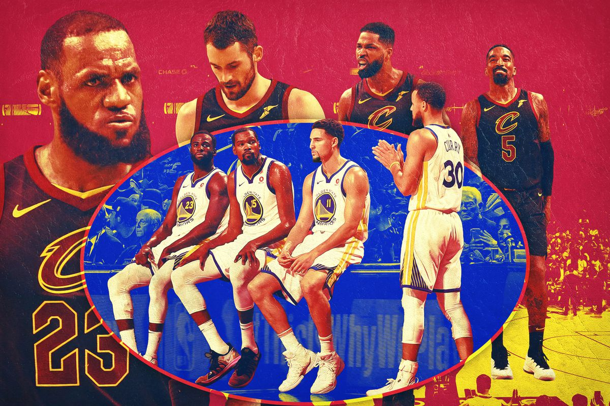 0a4059b1e6cc Cavs-Warriors IV Is a Genuinely Thrilling Finals Matchup - The Ringer