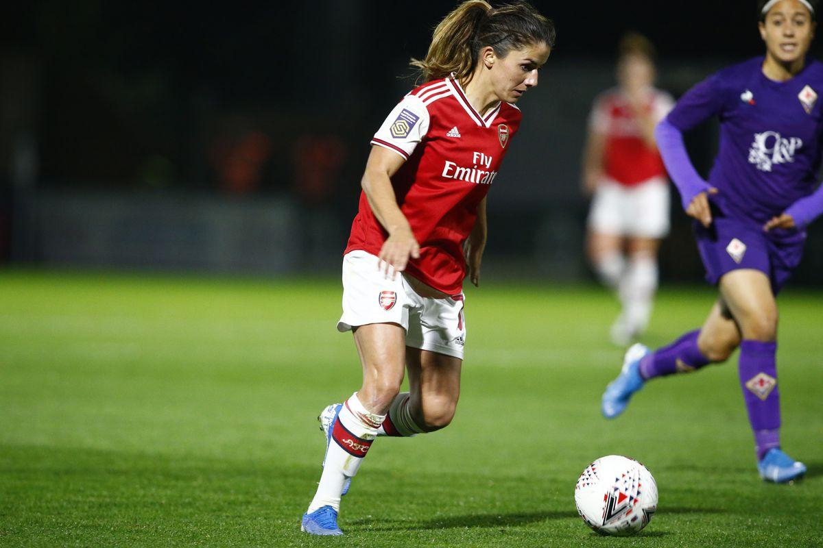 Arsenal Women v Fiorentina Women - UEFA Women's Champion League