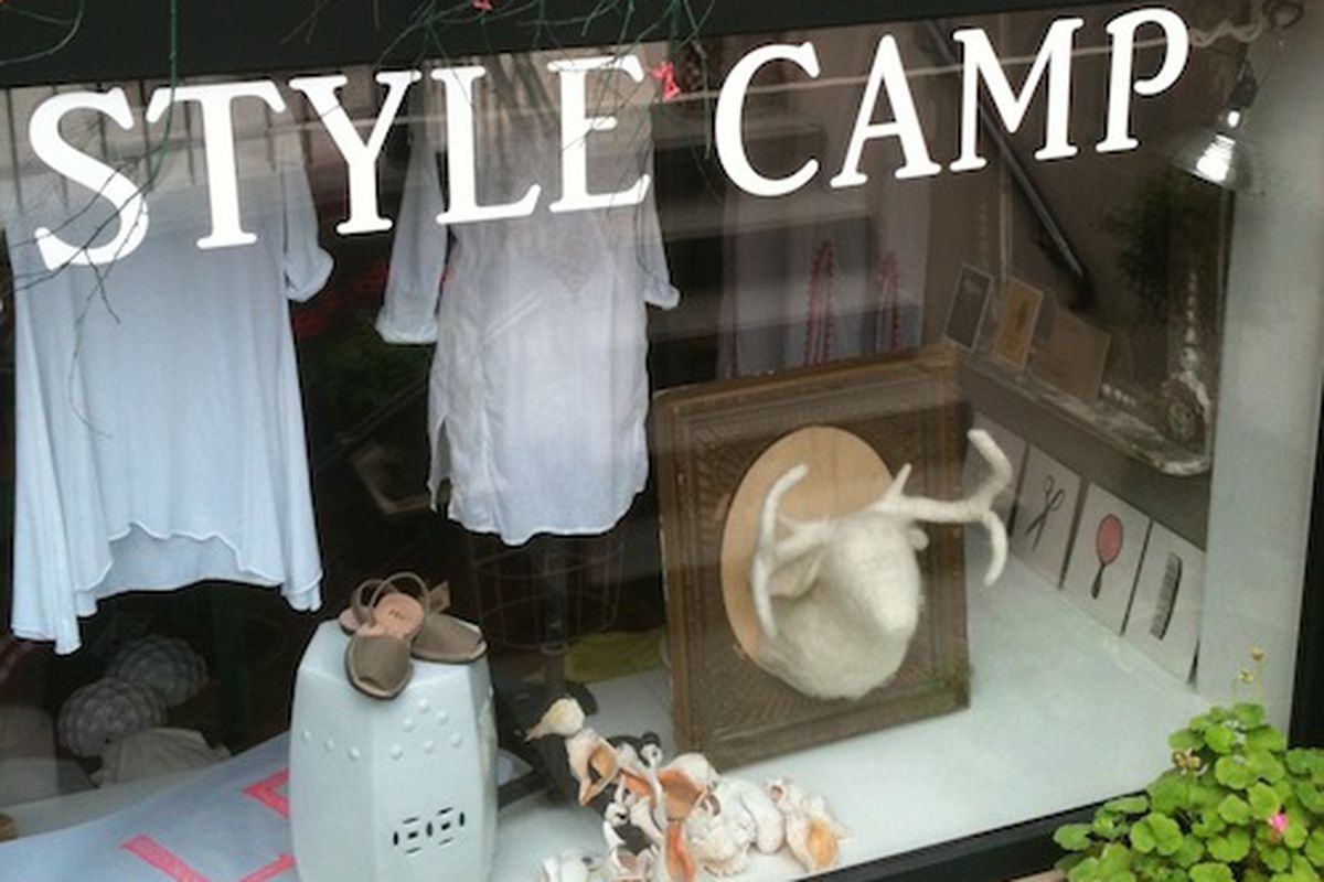 Style camp is a new fashion forward boutique to appease your rustic glam sensibilities image credit style camp