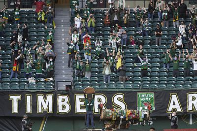 MLS: Concacaf Champions League-Marathon at Portland Timbers